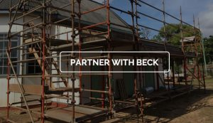 Partner with Beck